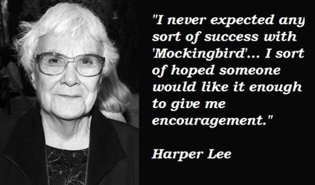 Harper-Leeencouragement